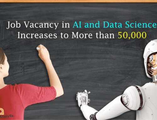 Job Vacancy in AI and Data Science Increases to More than 50,000 Due to Lack of Talent Says Report
