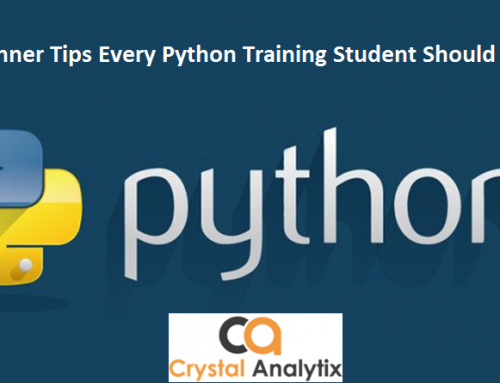 5 Beginner Tips Every Python Training Student Should Know